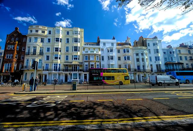 Shops in Brighton, England