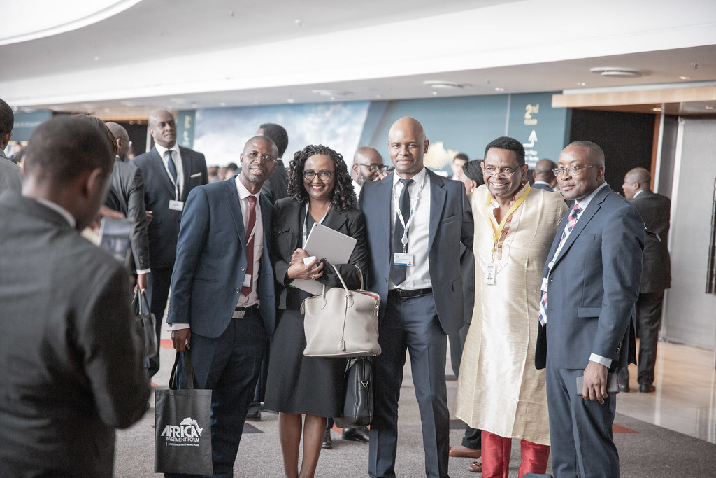 Africa Investment Forum 2019: Partner Event – European Commission - Major press conference hosted by EU Commissioner and President Adesina to showcase AfDB-EU collaboration, EU commitment for investment in Africa and that the EU is a major partner of the