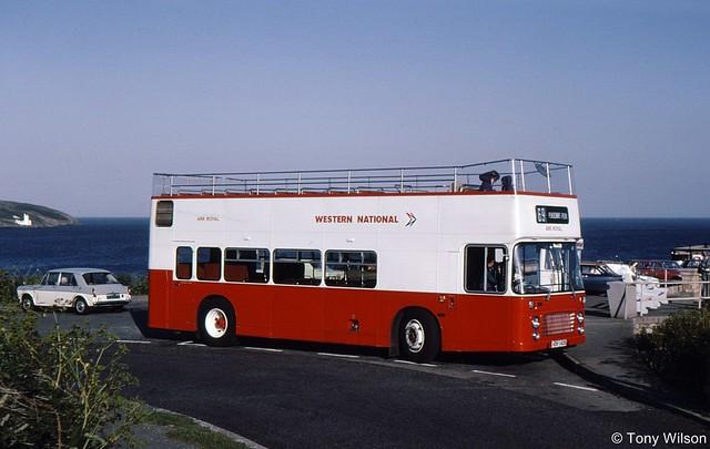 VDV143S National Bus Company NBC Western National WNOC 943