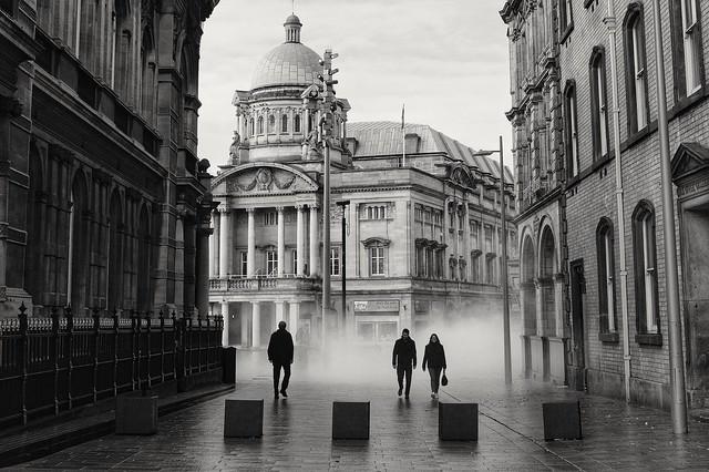Queen Victoria Square.