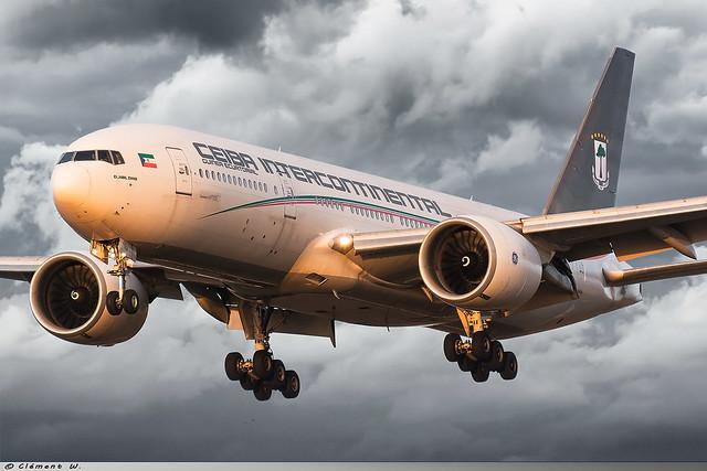 Boeing 777-200LR Ceiba Intercontinental CS-TQX