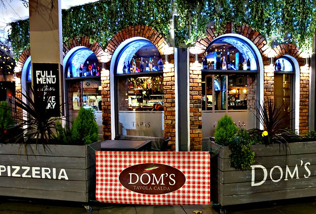 Dom's Pizza in Mancehster