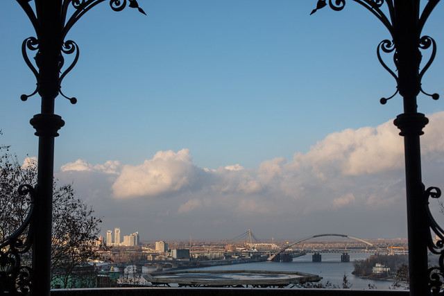 On Top of the Hill, Kyiv