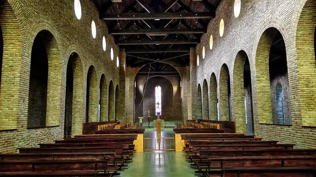 Iglesia de la Abadía de Nuestra Señora de los Ángeles