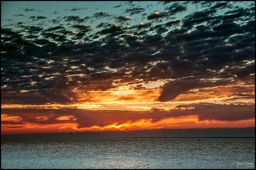 couchersdesoleil sunset groupenuagesetciel