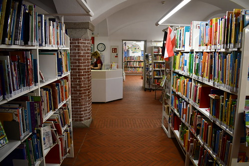 Inside International Youth Library. From 10 Places Where History Comes Alive in Munich
