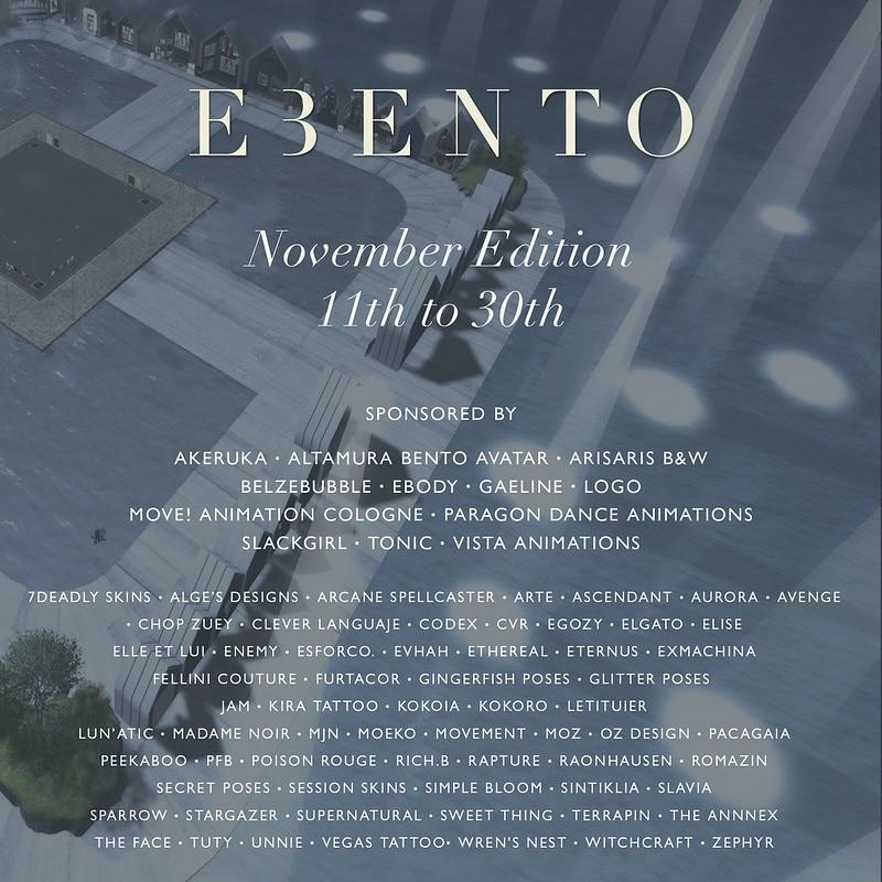 eBento - November 2019