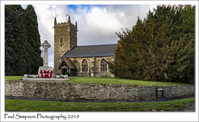 St John the Baptist, Alkborough, North Lincolnshire