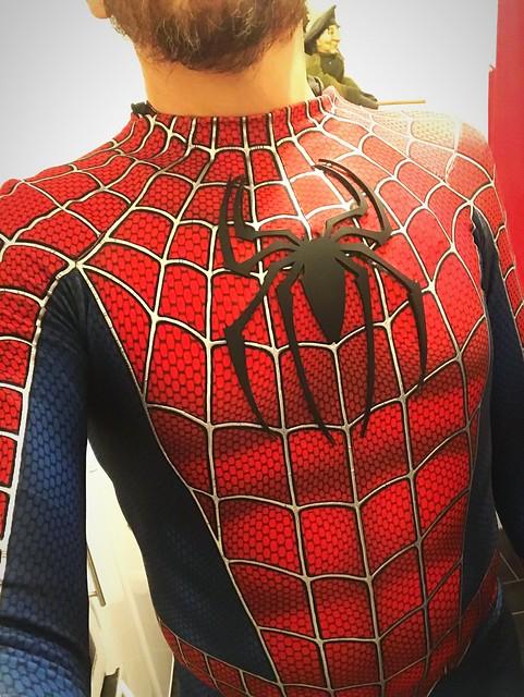 I'm Spider-Man!