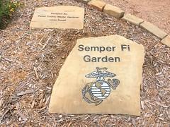 Semper Fi Garden