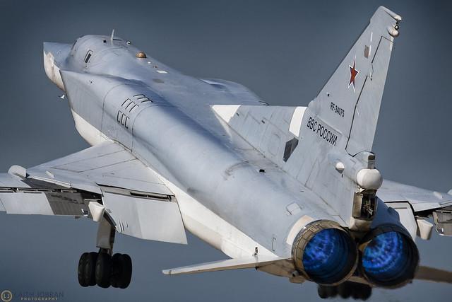 Туполев Ту-22М3 / Tupolev Tu-22M3