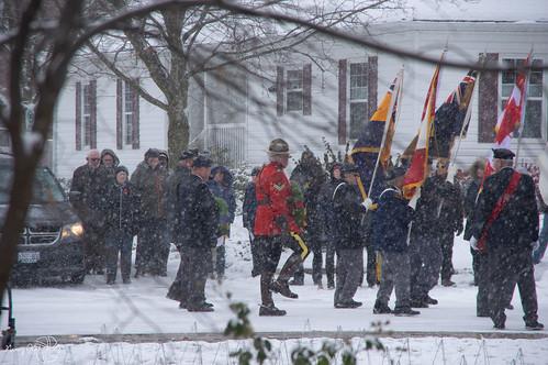 legion legionbranch156 pentaxk3ii poppys remembranceday wreaths huroneast ontario canada