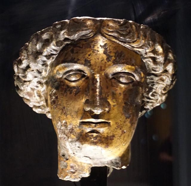 Minerva Suis, Roman baths / Termes romanes, Bath