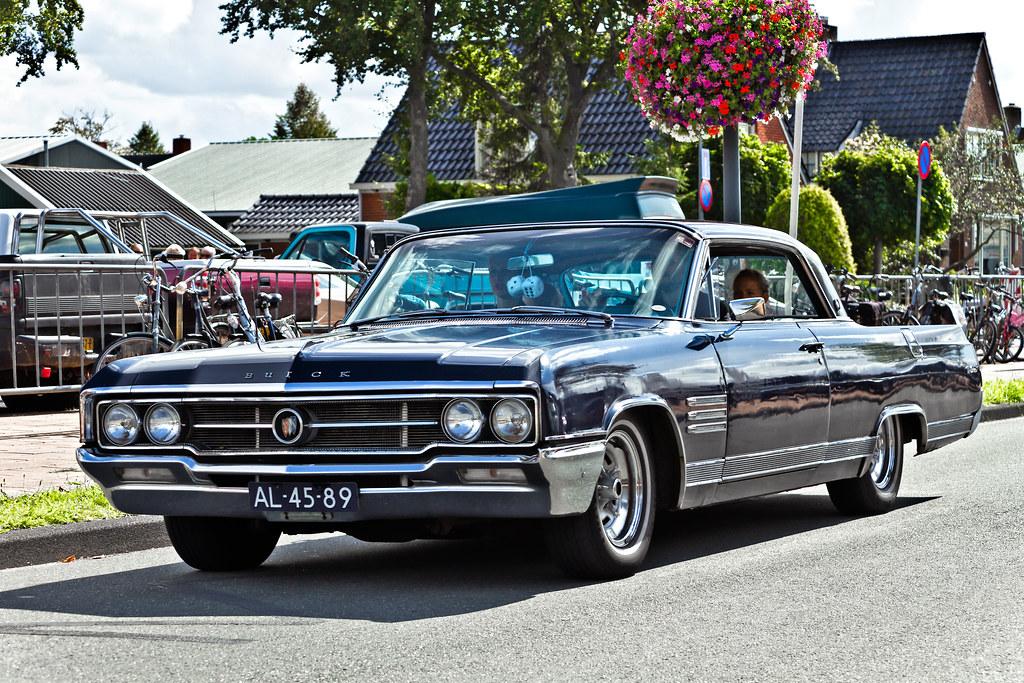 Buick Wildcat Sport Coupé 1964 (0200)