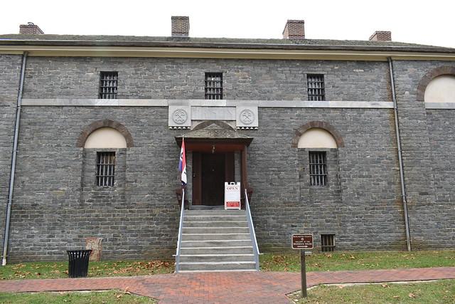 Burlington County Prison Museum - Mount Holly, New Jersey (105)