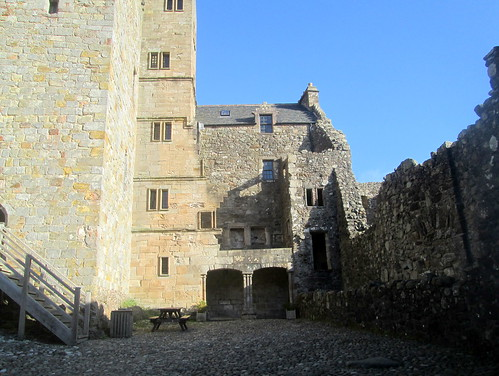 Castle Campbell, Dollar, Scotland