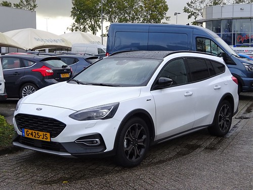 2019 Ford Focus Active Photo