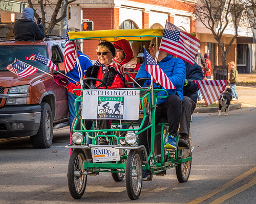 2019 Veterans Parade in Richmond, Indiana