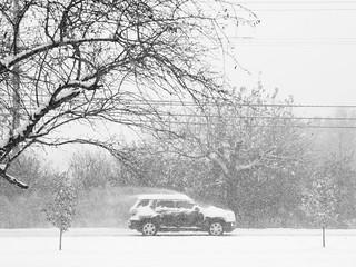 Autumn Snowstorm