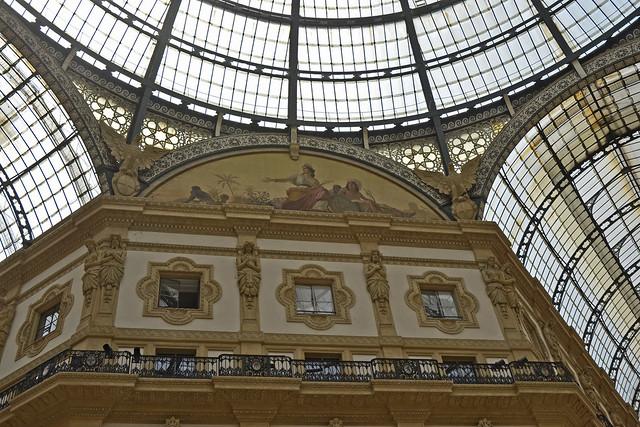 2019.06.264 MILAN - Galeria Vittorio Emanuele II
