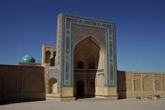 Boukhara - madrasa Kalon 2