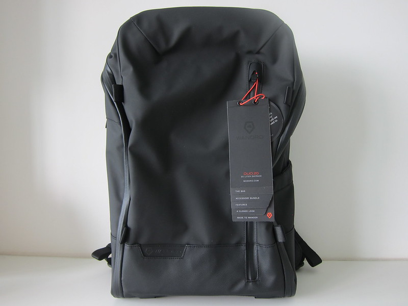 Wandrd DUO Daypack - Front