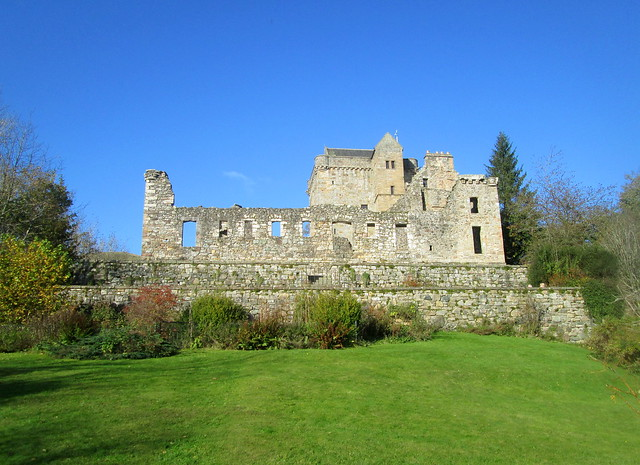 Castle Campbell, Dollar, Clackmannanshire, Scotland