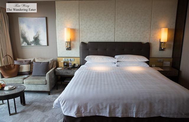 My King bed Executive room