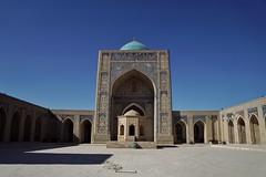 Boukhara - madrasa Kalon 3