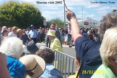 The Queen's visit to Gawler 2002 (1)