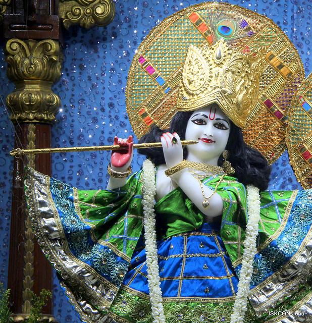 ISKCON Juhu Mangal Deity Darshan on 12th Nov 2019