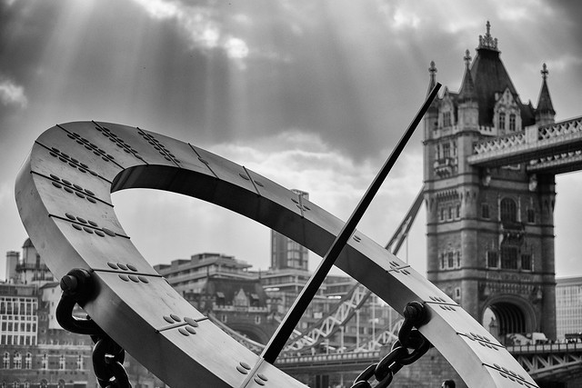 Tower Bridge Timepiece