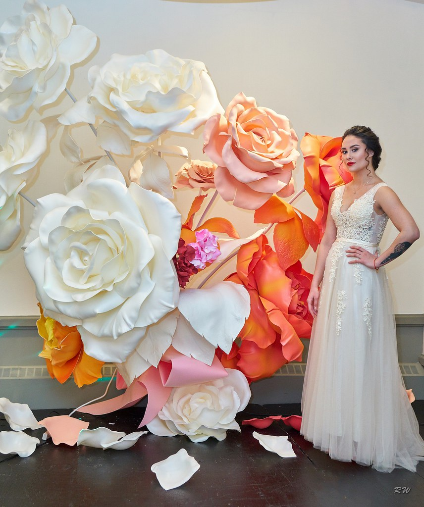 Diana's Beauty & Giant Flowers show