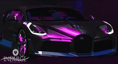 2019 Bugatti Divo ONE'