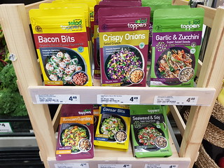 Crunchy Bits at Woolworths