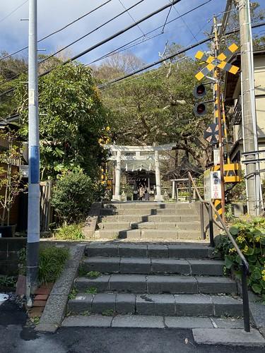 鎌倉のお寺巡り 御霊神社