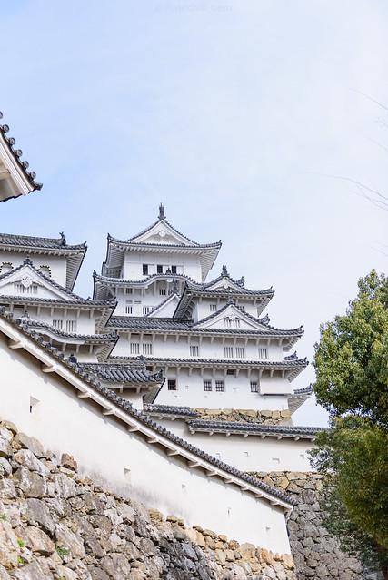 Himeji Castle (in explore 13/11/2019)