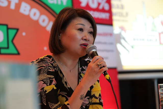 Jacqueline Ng Co-Founder of The Big Bad Wolf Book Sale