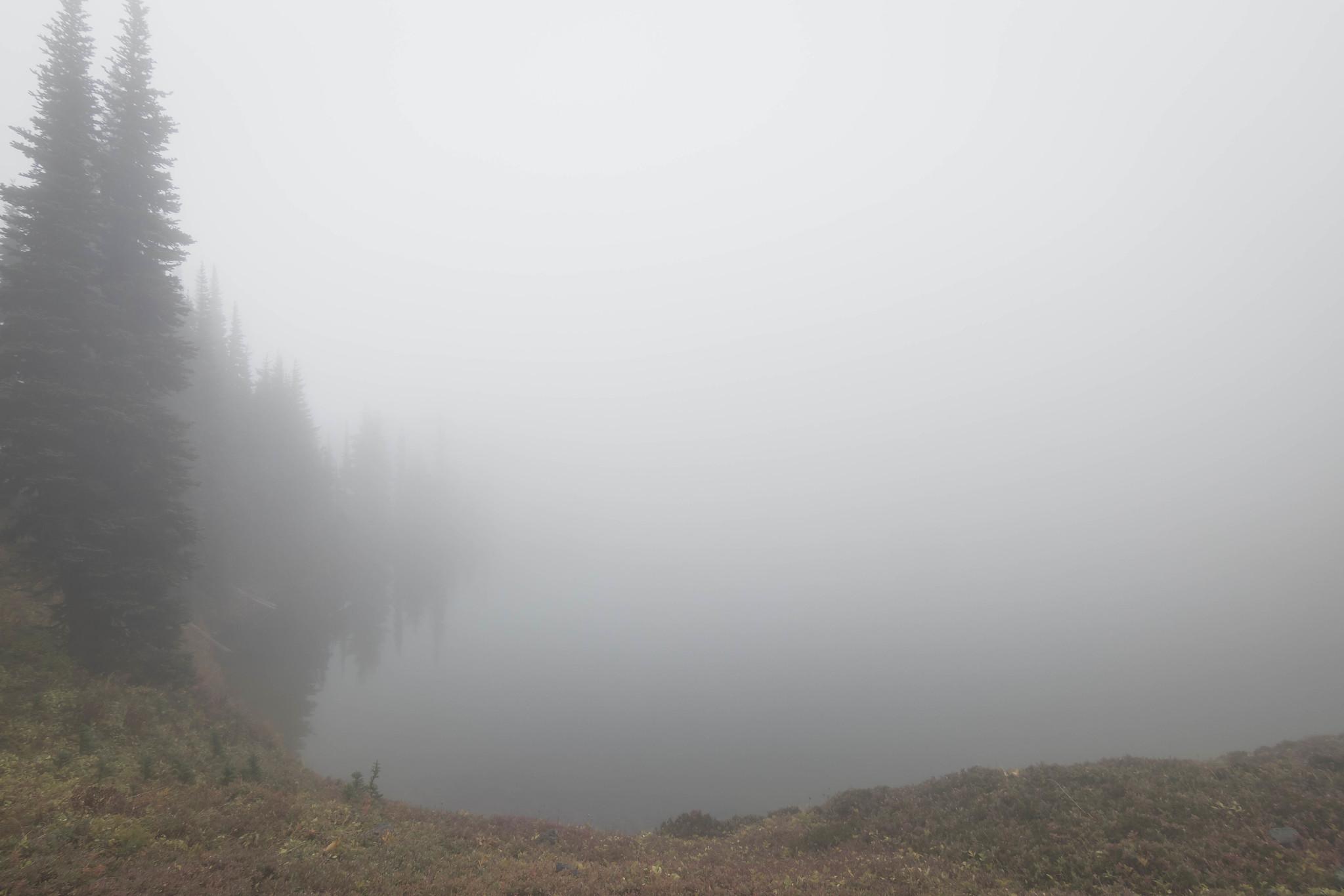 Upper Galene Lake view