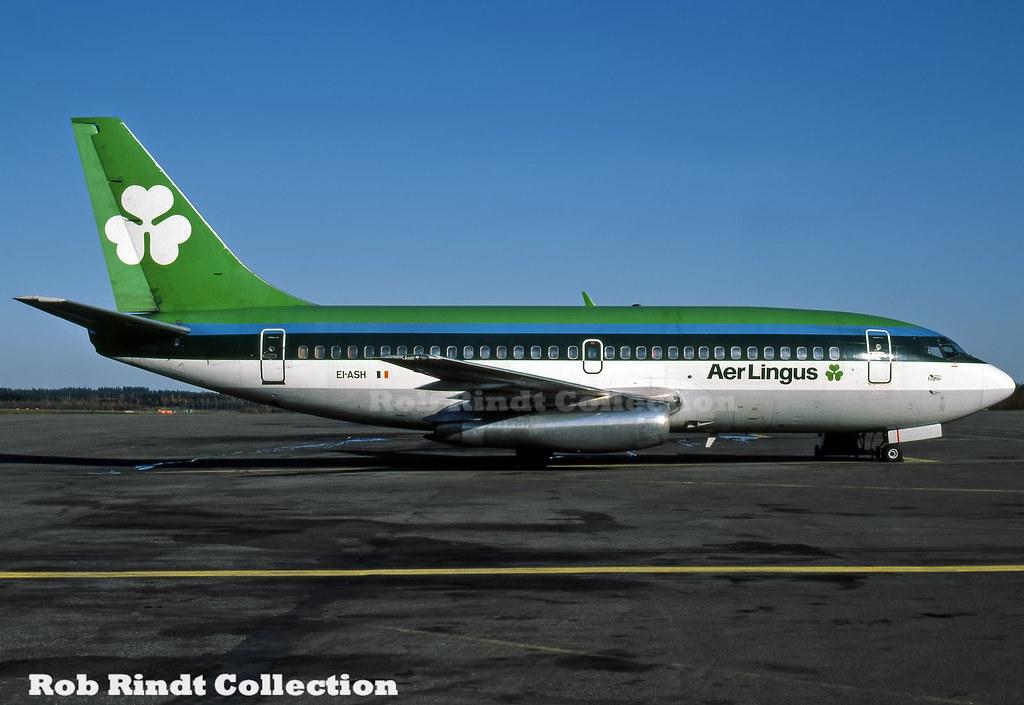 Aer Lingus B737-248 EI-ASH