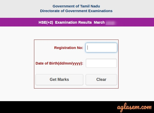 TN HSC Result 2020 TN HSC Result 2020 (Out Soon): Check Tamil Nadu 12th Result 2020 at tnresults.nic.in