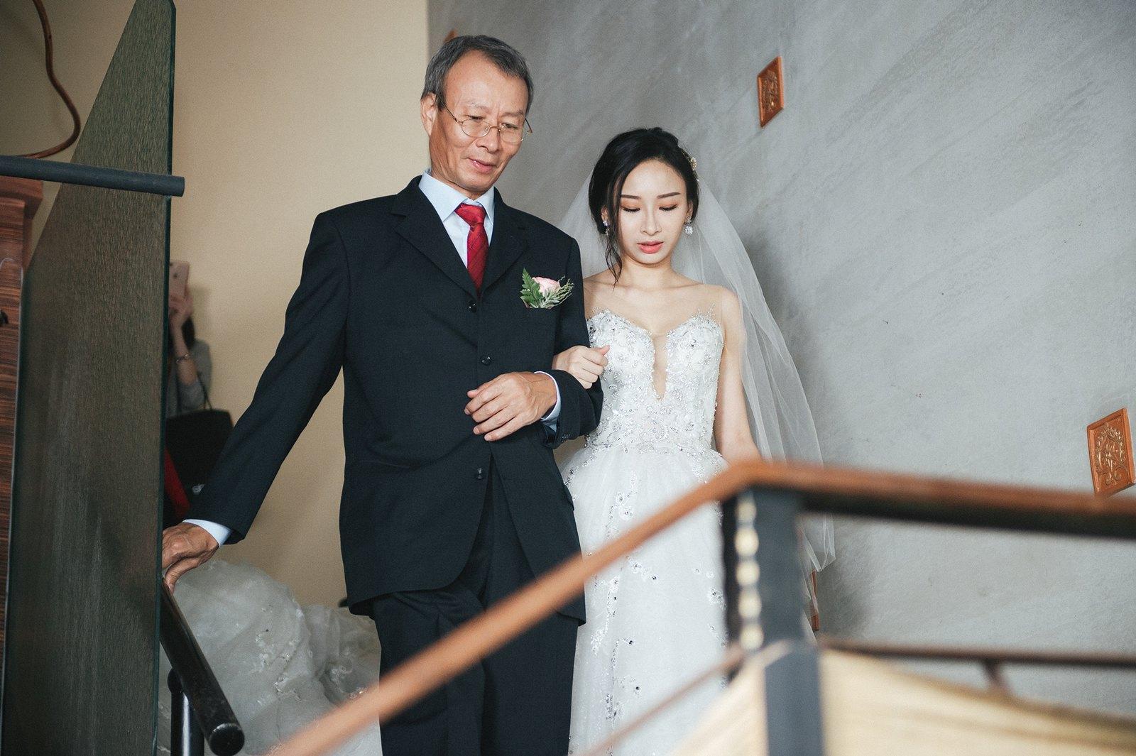 【婚攝】Michael & Susana / 掌上明珠會館