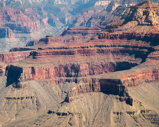 Grand Canyon National Park   |   Yaki Point