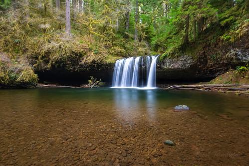 Butte Creek Fallls