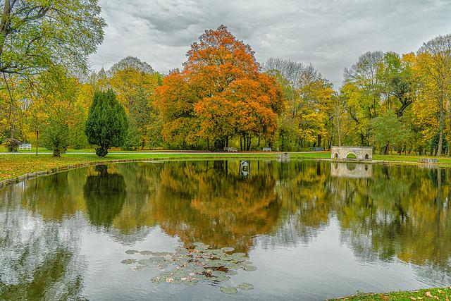 Castle Park Laxenburg