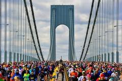 MARATONSKÁ TURISTIKA: New York City Marathon aneb poprvé v Americe