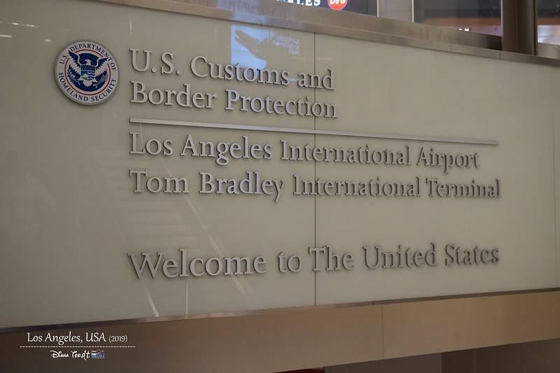 2019 USA Los Angeles International Airport
