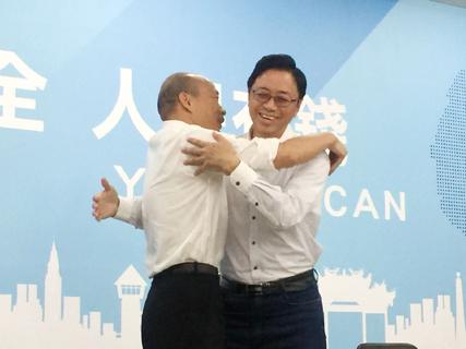 無黨籍的張善政能救中國的國民黨嗎?