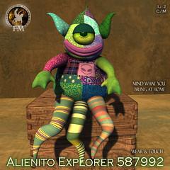 F&M Alienito - Explorer 587992