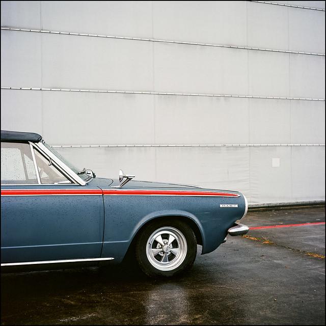 The Thin Red Line - Kodak Ektar 100
